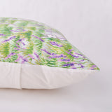 Throw Pillow - Bunny and Lavender