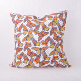 Throw Pillow - Monarch