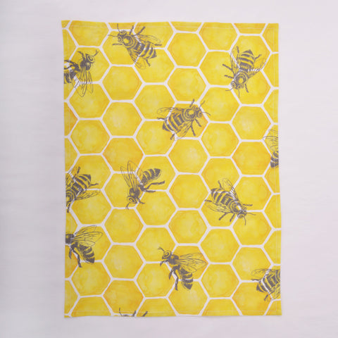 Tea Towel - Bee