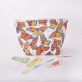 Toiletry Pouch - Monarch