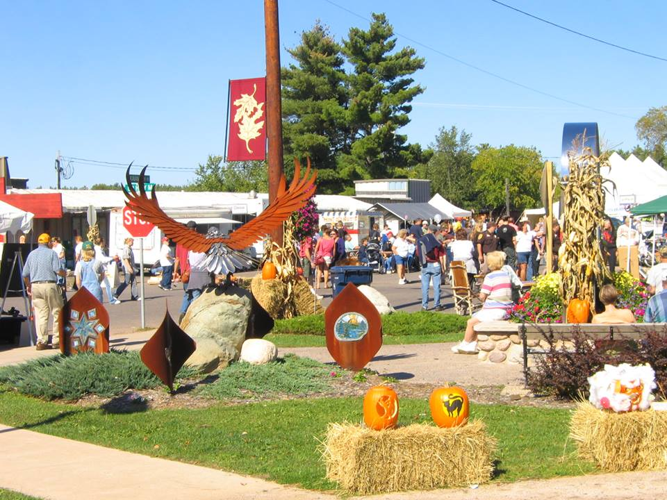 Cable Area Fall Festival - September 28 & 29, 2018