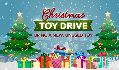 Christmas Toy Drive - Outdoor Ventures & Lake Kids - Hayward, WI