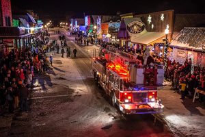 A Lure of Lights in Hayward, WI - Holiday Celebration