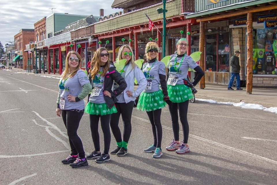 ONLY 2 WEEKS AWAY the 6th Annual Shamrock Shuffle in Hayward, WI