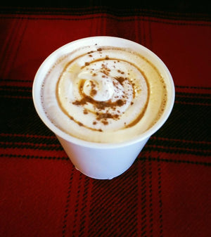Hot Chocolate Crawl - Round 1 - Our Special ~ Milk Chocolate Peanut Butter w/Homemade Marshmallow Fluff