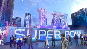Birkie Bridge Gained National Attention at Super Bowl LII Live