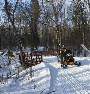 Hayward WI Fun Snowmobile Facts - Snowmobile Vacation Destination
