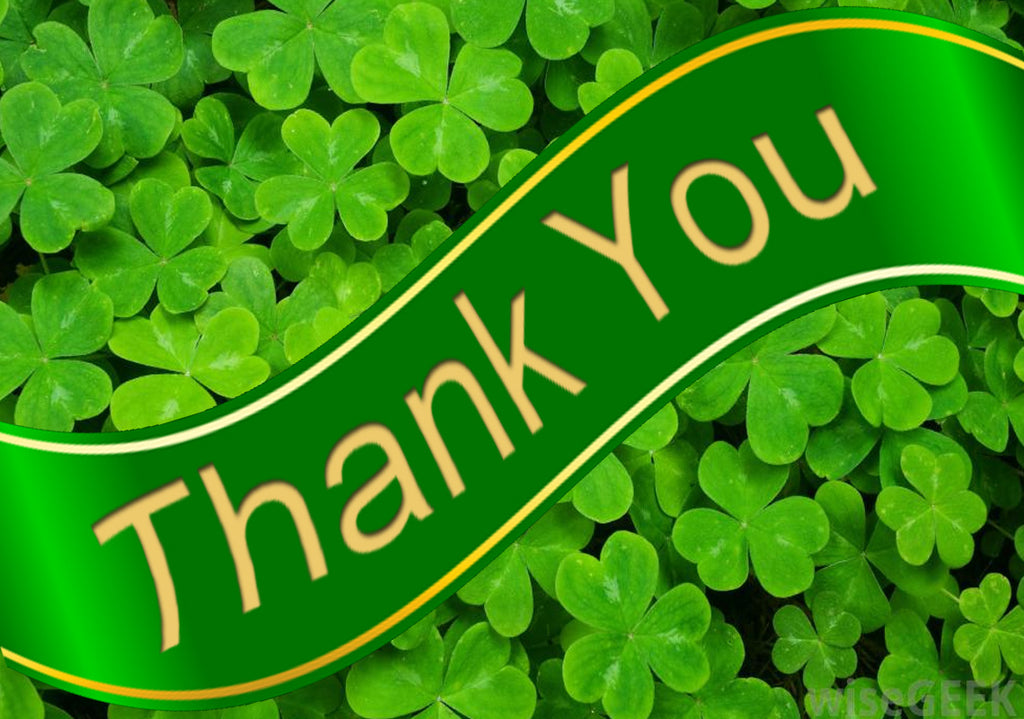 THANK YOU to all of our Shamrock Shuffle Sponsors!