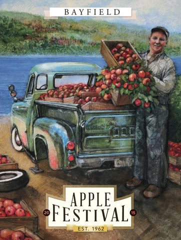 Bayfield Apple Fest annual October Festival since 1962