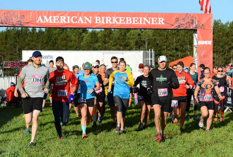 Birkie Trail Run Festival in Cable & Hayward, WI - Fall running races & events