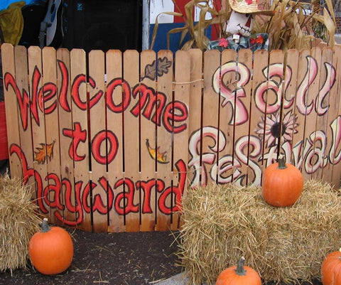 Hayward Fall Festival - Northwestern Wisconsin Fall Fests