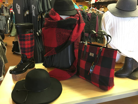 Buffalo Plaid for Women & Men, everyone loves it!