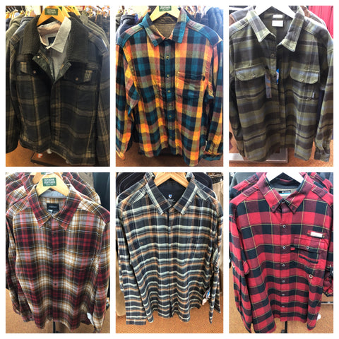 Plaid, Plaid & More Plaid - Top 10 Fall Style Trend at Outdoor Ventures
