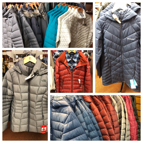 Puffy Jackets - Top 10 Fall Style Trend at Outdoor Ventures
