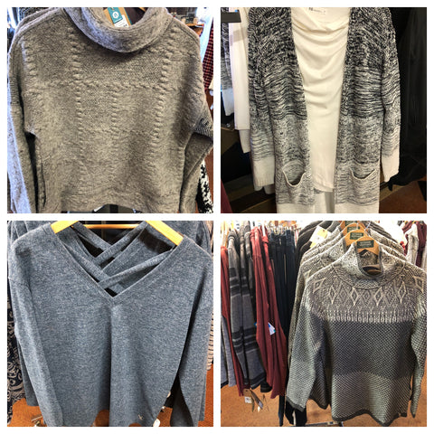 New Sweater Styles - Top 10 Fall Style Trend at Outdoor Ventures