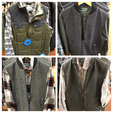Vests - Top 10 Fall Style Trend at Outdoor Ventures