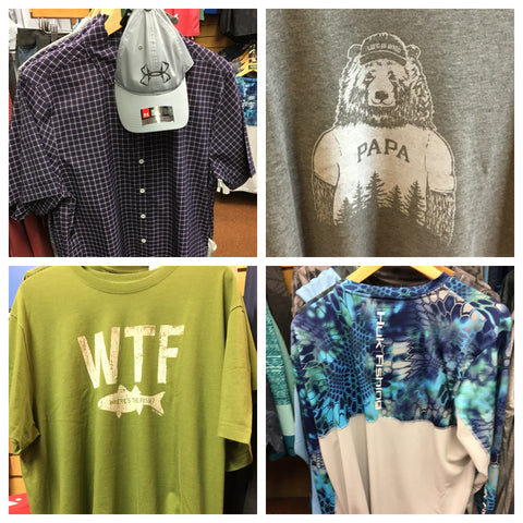 Outdoor Ventures celebrates Father's Day with brand name clothing & apparel