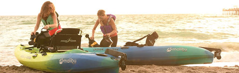 Kayaks at Outdoor Ventures