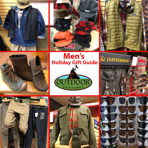 Men's Gift Guide, a few sample items, there's so much more in the store!