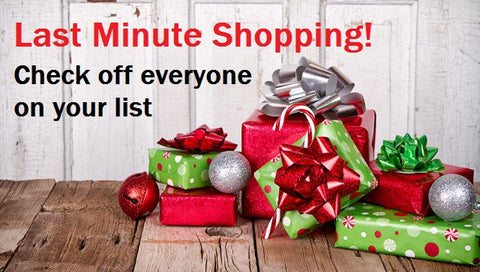 Outdoor Ventures last minute shopping check everyone off your list
