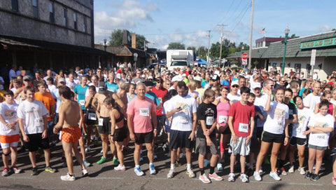 Musky Fest Run/Walk Race Hayward WI