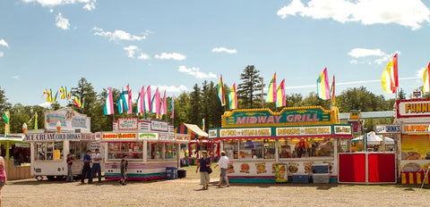 Food Vendors - Sawyer County Fair