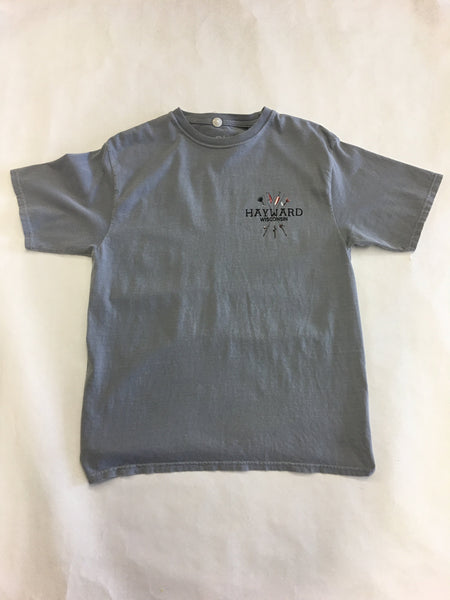 Hayward Time Piece Fishing Rods S/S T-Shirt