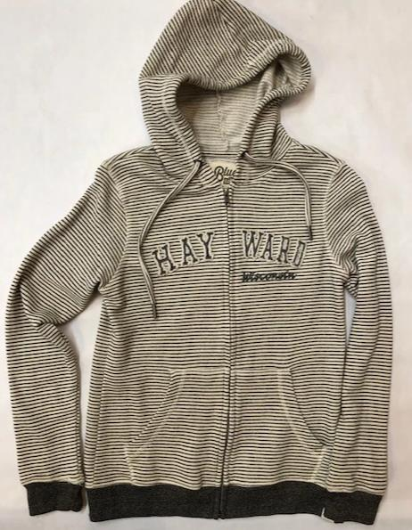 Full Zip Hayward WI Sweatshirt