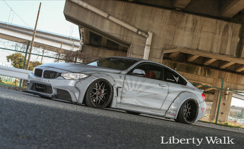 LB ☆ WORKS BMW 4 Series Complete Body Kit
