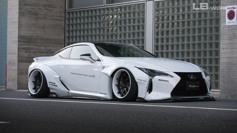 LB ☆ WORKS Lexus LC500 Complete Body Kit