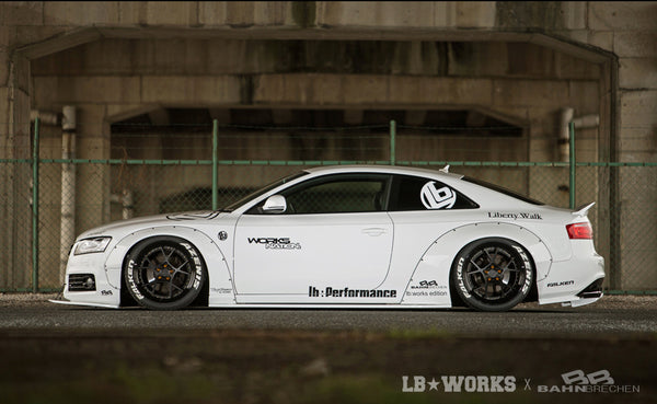 LB ☆ WORKS Audi A5 / S5 Complete Body Kit