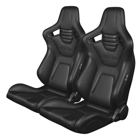 Braum Racing Seats - Elite-X (Pair)