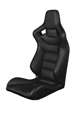 Braum Racing Seats - Elite (Fixed Back, Single)