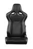 Braum Racing Seats - Venom (Pair)