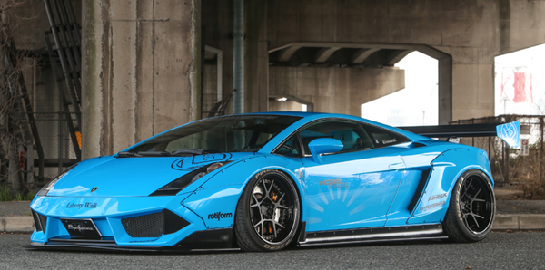 LB ☆ WORKS Lamborghini Gallardo Complete Body Kit