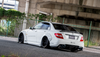 LB ☆ WORKS Mercedes-Benz C63 (Coupe & Sedan) Complete Body Kit