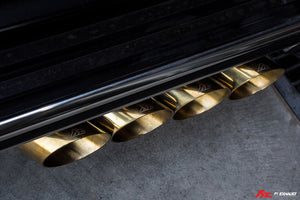 FI Exhaust Mercedes-Benz G500/G550 Full Exhaust System