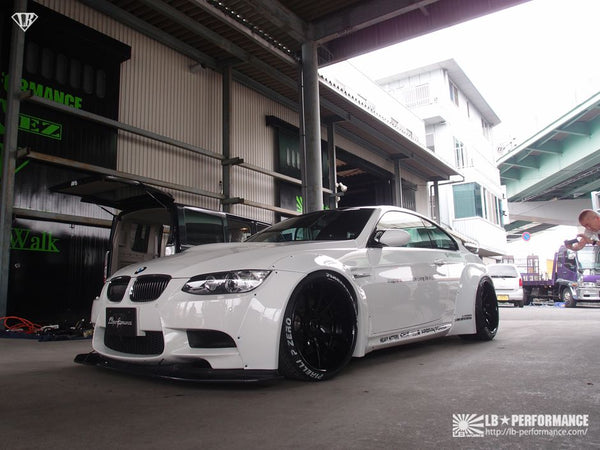 LB ☆ WORKS BMW M3 E92 Complete Body Kit