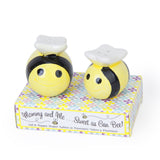 MagiDeal Ceramic Bee Salt & Pepper Shakers Wedding Favors