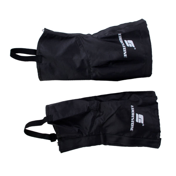 MagiDeal 1 Pair Black Waterproof Hiking Climbing Snow Legging Gaiters Leg Covers - Small Size