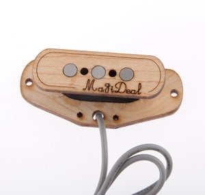 MagiDeal 3 String Cigar Box Guitar Pickup - MagiDeal