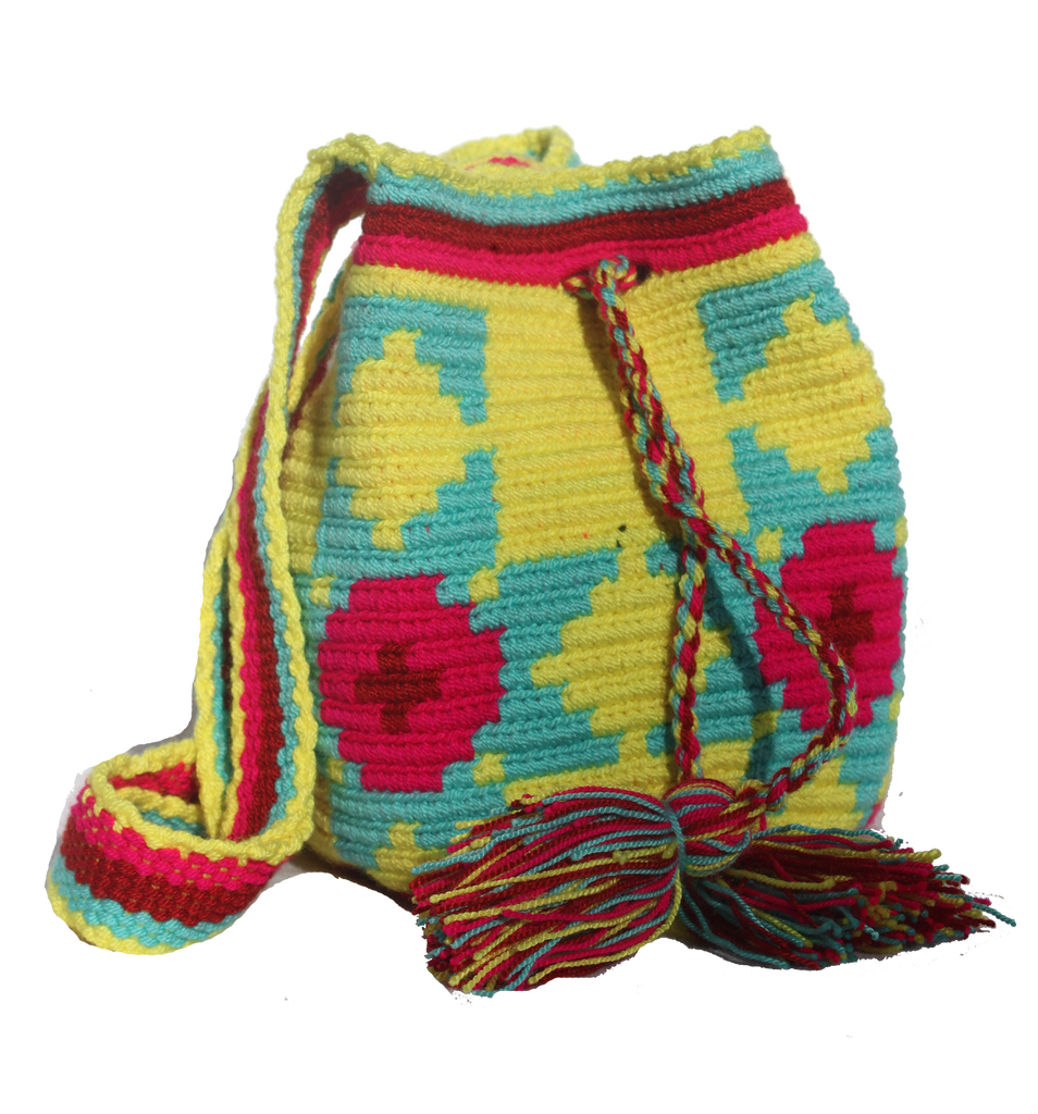Sha Mini Wayuu Bag