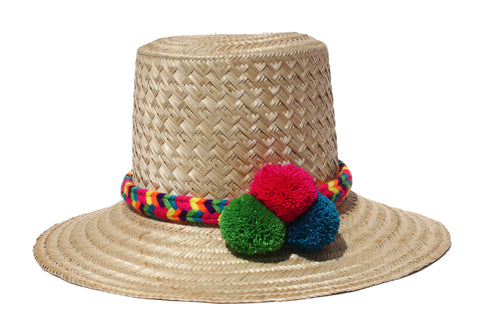 Candy Wayuu Hat