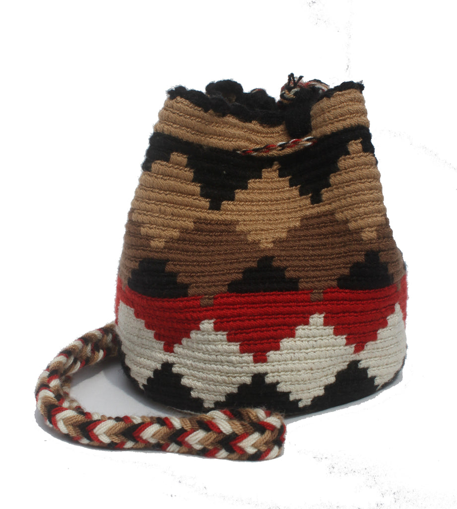 Chabela Mini Wayuu Bag