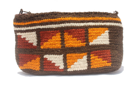 Gaby Mini Wayuu Clutch