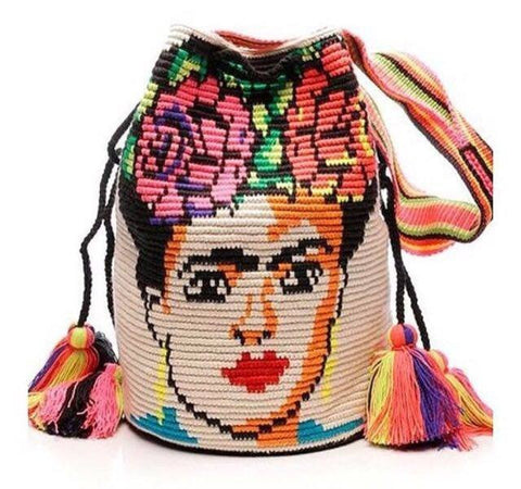 Beige Frida Bag