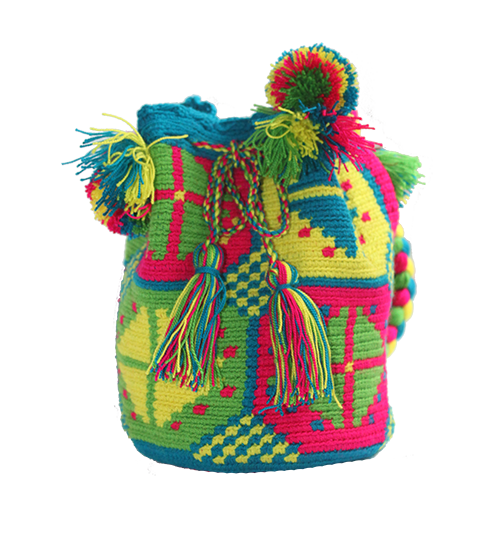 Alondra Small Wayuu Handbag