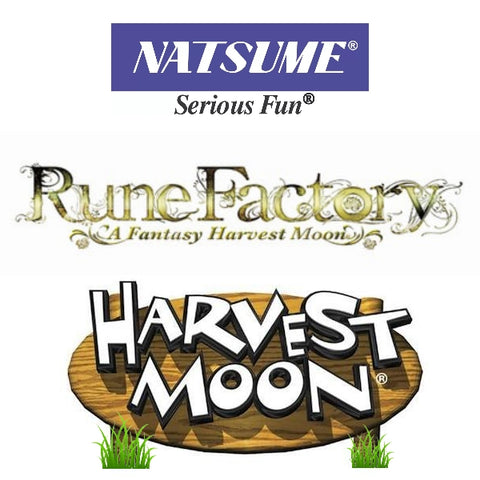 Rune Factory & Harvest Moon