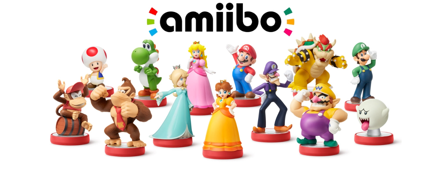<br><br>The Amiibo Collection