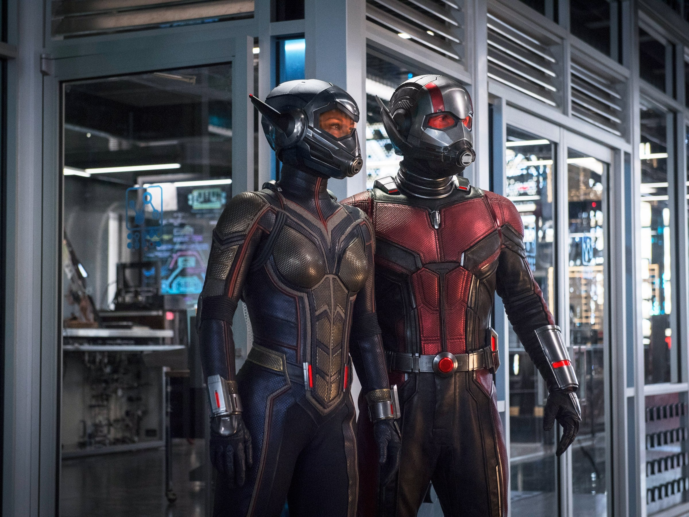 Marvel's Ant-Man & The Wasp - 4K Limited Edition SteelBook